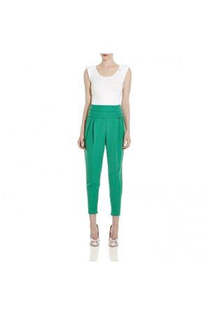 Pantalone Cambridge di Mangano. mangano | 9 | CAMBRIDGEVERDE SMERALDO
