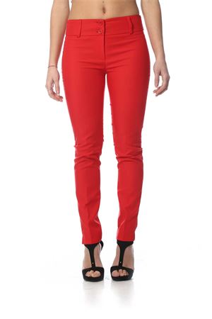 Pantalone The First the first | 9 | 015ROSSO