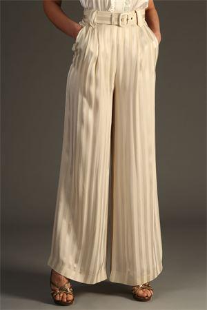 Pantalone W Les Femmes Babylon. babylon | 30000048 | S00539BIANCO