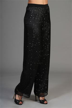 Pantalone Sensuale Cristinaeffe. CRISTINAEFFE | 9 | SENSUALERETE PAILL NERO