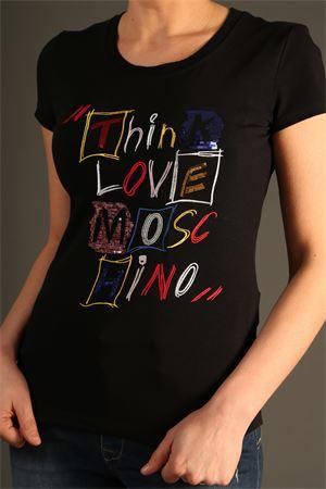 love MOSCHINO | 30000055 | W4B194QE2011NERO