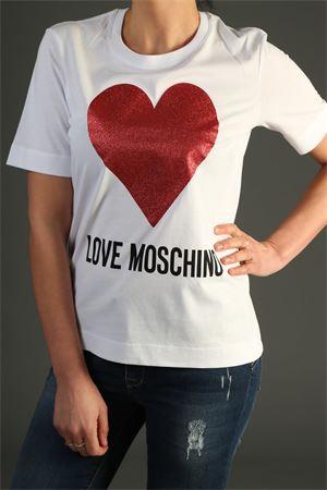 love MOSCHINO | 30000055 | W4F1510M3517BIANCO
