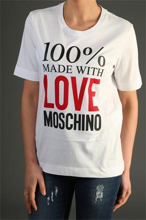 love MOSCHINO | 30000055 | W4F151IM3517BIANCO