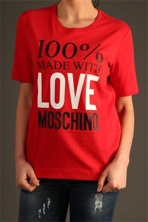 love MOSCHINO | 30000055 | W4F151IM3517ROSSO