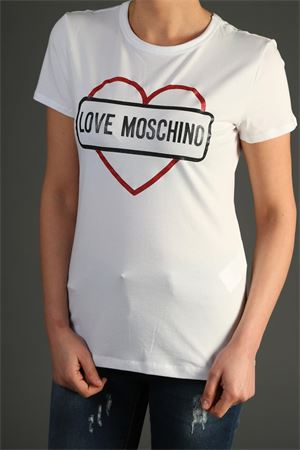 love MOSCHINO | 30000055 | W4F7348E2011BIANCO