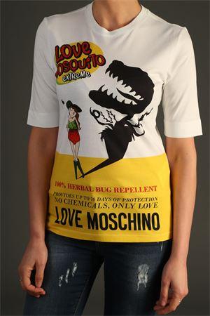 Maglia love Moschino. love MOSCHINO | 30000055 | W4G6003M3517BIANCO