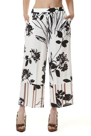 Pantalone 1 One 1 One | 30000048 | K-006FANTASIA BIANCO