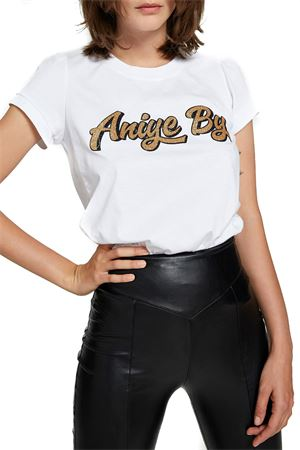 T-shirt Maty Aniye By | 30000055 | 185632GOLD