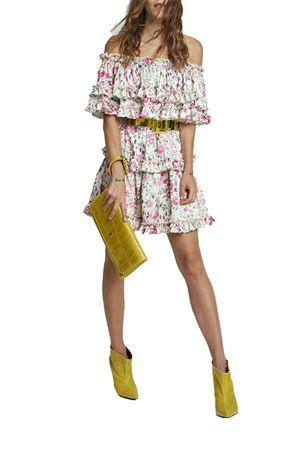 Garden dress Aniye By | 30000047 | 185697WHITE FUXY