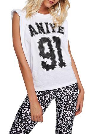 T-shirt Ken Aniye By | 30000055 | 185812BIANCO