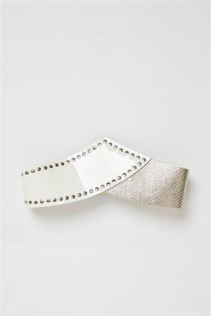 Cintura con borchie Aniye By | 1150725254 | 185827PLATINO