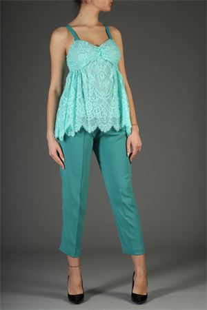 Top Lace Aniye By. Aniye By | 40 | LACE 185203ACQUA