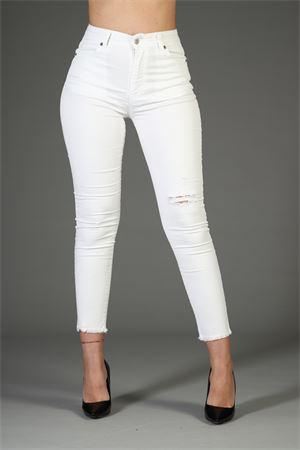 Pantalone Skinny Aniye By. Aniye By | 24 | SKINNYBIANCO