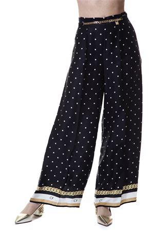 Pantalone Annie Cristinaeffe Cristinaeffe | 30000048 | ANNIENERO LATTE