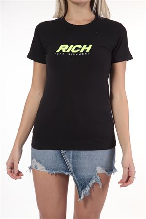 Maglia John Richmond. John Richmond | 30000055 | FRIOLANDNERO/VERDE