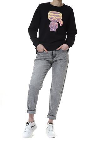 Felpa Karl Lagerfeld karl Lagerfeld | 30000051 | 211W1820NERO
