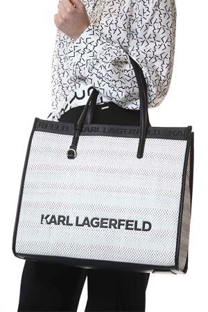 Borsa Karl Lagerfeld karl Lagerfeld | 31 | 211W3022BIANCO