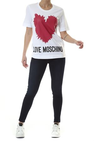 Love Moschino | 30000055 | W4F153AM3876WHITE