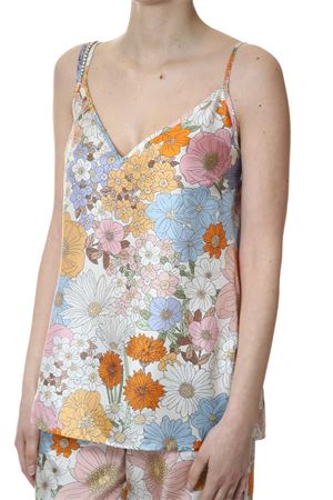 Top Sfizio Sfizio | 40 | 21FE804149321FLOWER RESORT PRINT