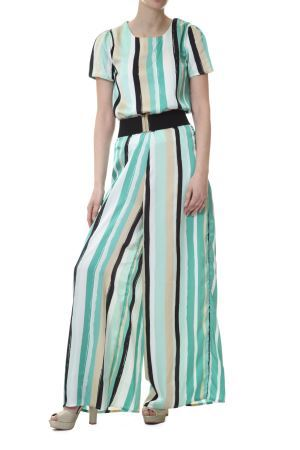 Casacca Try Me Try Me | 40 | H2020STRIPES GREEN