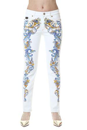 Jeans Versace Jeans Couture Versace Jeans Couture | 24 | A1HWA0SPSS154E70DENIM BIANCO
