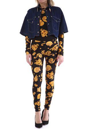 Versace Jeans Couture | 30000021 | B0HVA60IAPU54904DENIM