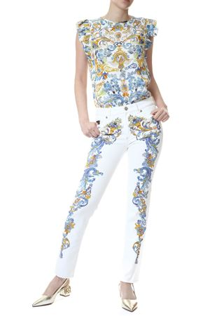 Maglia Versace Jeans Couture Versace Jeans Couture | 30000055 | B0HWA631S0879003FANTASIA