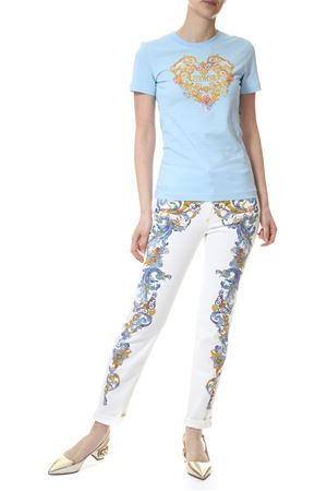 Versace Jeans Couture | 30000055 | B2HWA7PD30457216CELESTE