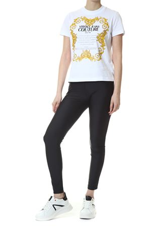 T-Shirt Versace Jeans Couture Versace Jeans Couture | 30000055 | B2HWA7TJ30319003BIANCO