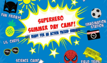 Boys & Girls Club of Southwest County-45% OFF Superhero Summer Day Camp!