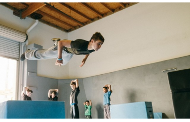 Freedom in Motion Parkour Gym-50% OFF Multiple Options for Freedom in Motion Summer Camps!