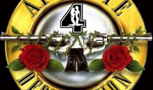 Heyday-$25 for 2 tickets to APPETITE FOR DESTRUCTION a tribute to GUNS N'ROSES on 8/10 at Mt Palomar Winery