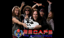 Heyday-$25 for 2 tickets to ESCAPE: THE JOURNEY TRIBUTE on 8/31 at Mount Palomar Winery!