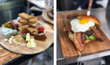 Faro Trupiano-$15 for $30 Worth of Food & Drinks from 127 West Social House