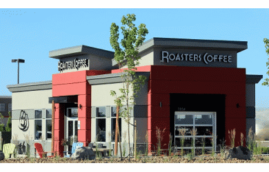 Roasters-$10 of Coffee, Espressos, Mochas, Lattes, Baked Goods and more from Roasters Coffee for Only $5!