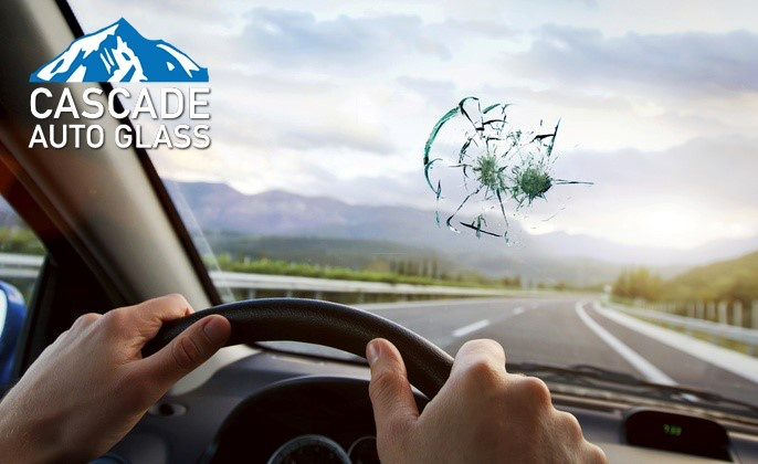 Cascade Auto Glass: Tri-Cities-$100 Toward Windshield Replacement & 2 FREE $25 Restaurant.com Gift Cards for Only $15!