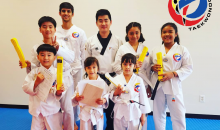 Tri-Cities Black Belt Taekwondo-4 Weeks of Taekwondo Training, a $150 Value for Only $49!