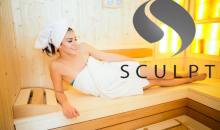 Sculpt Tri-Cities-4 Calorie Burning Infrared Sauna Sessions, A $116 Value for Only $49!