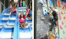 Uptown Jungle-$6 for 1 Hour of Unlimited Fun at Uptown Jungle! ($12 value)