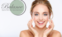 Balance Life Spa & Aesthetics-1 Brilliance Facial at Balance Life Spa & Aesthetics, $110 Value for Only $55!