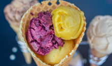 Mariposa Ice Cream-Four (4) $5 Vouchers for $10 ($20 value) Worth of Ice Cream from the New Mariposa in Murrieta