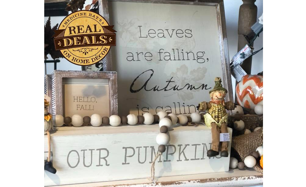 Real Deals-$50 of Home Decor, Furniture, Clothes, and More at Real Deals for Only $25!
