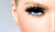 Armelia Jewel Lashes & Brow-Full Set of Eyelash Extensions at Armelia Jewel Lash and Brow, a $150 Value for Only $59!