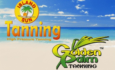 Golden Palm Tanning-Spray Tan for Only $18 at Island Sun or Golden Palm Tanning!