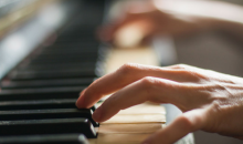 You Can Play Piano-1-Month of Private Piano Lessons, a $100 Value for Only $49!