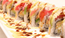 It's Tabu Sushi -$25 for $45 worth of delicious Sushi!
