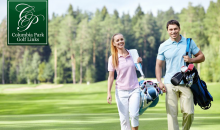 Columbia Park Golf-Two 18 Hole Rounds of Golf at Columbia Park Golf Course for Only $20!