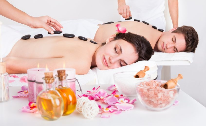 Wright Massage-60-Minute Hot Stone Massage at Wright Massage, a $90 Value for Only $45!