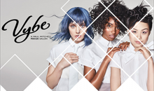 Vybe Salon-Women's Haircut, Style, Brow Wax & Tint at Vybe Salon & Spa, $75 Value for Only $30