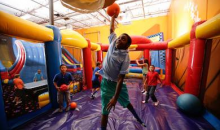 Pump it Up-2-Hour Open Jump Session